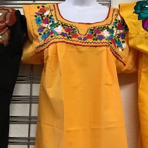 Tops - Mexican Traditional Blouse